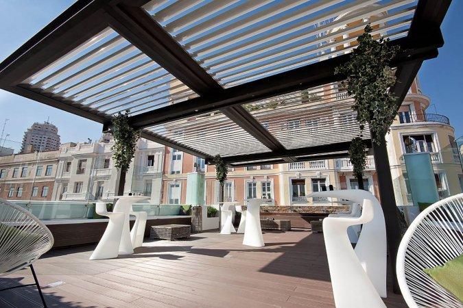 Erleben Sie 4 Tage zu zweit im 4**** Hotel Mayorazgo in Madrid