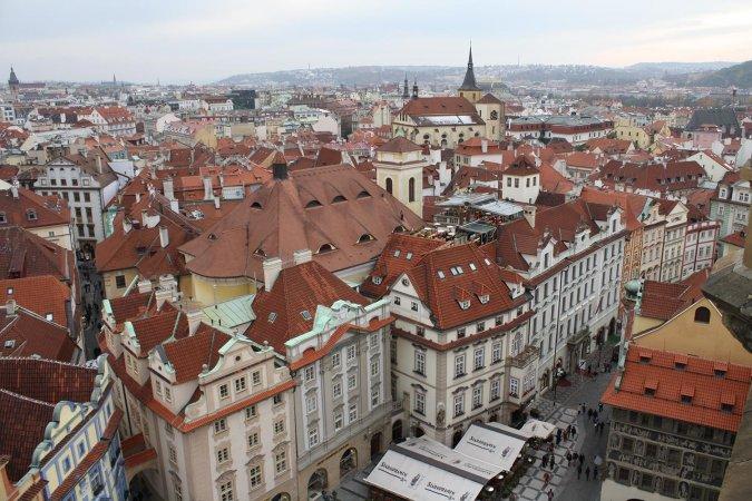 Tschechien Kurzurlaub  für 2 Personen im 4* Hotel Louis Leger in Prag erleben