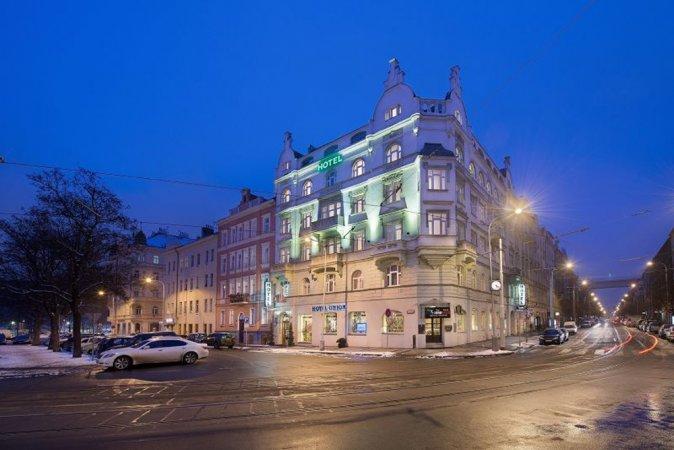 4 Tage zu zweit im **** Hotel Union Prag in der goldenen Stadt erleben