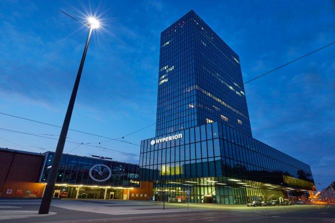 3 Tage am Wochenende im 4* Hyperion Hotel Basel in Basel erleben