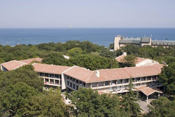 3 Tage für 2 im 3* Hotel Preslav am Goldstrand von Bulgarien