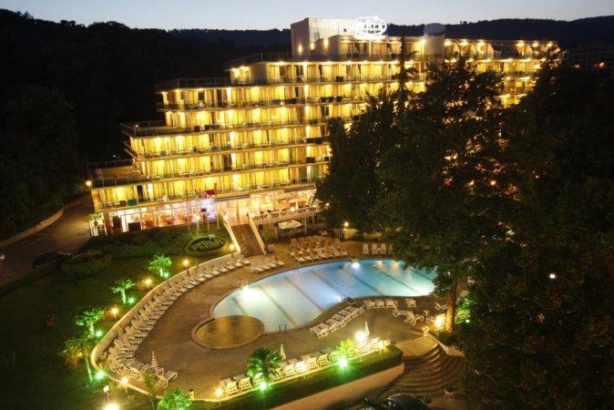 3 Tage für 2 im 3* Park Hotel Perla am Goldstrand von Bulgarien