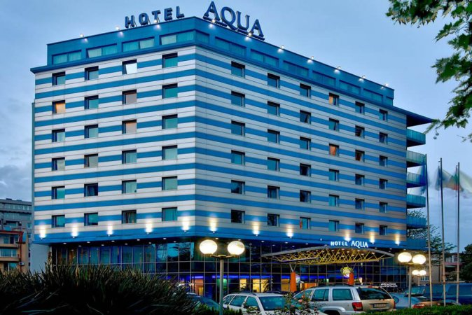 3 Tage für 2 im 4* Aqua Hotel in Burgas am Schwarzen Meer