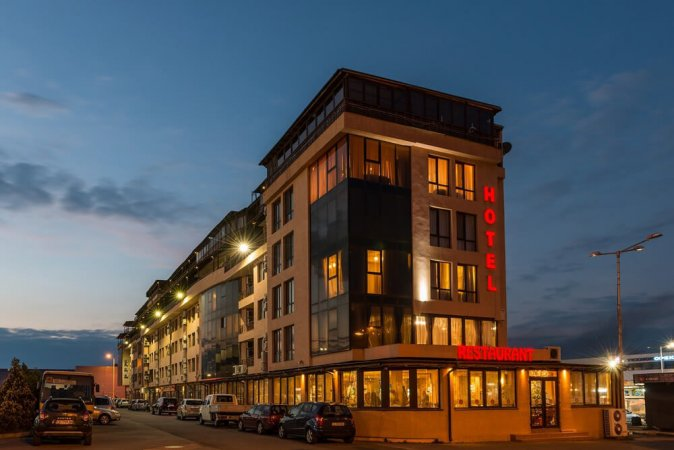 3 Tage für 2 im 3* Avenue Hotel in Burgas am Schwarzen Meer