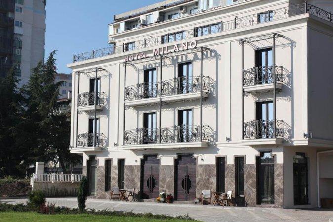 3 Tage für 2 im 3* Milano Hotel in Burgas am Schwarzen Meer