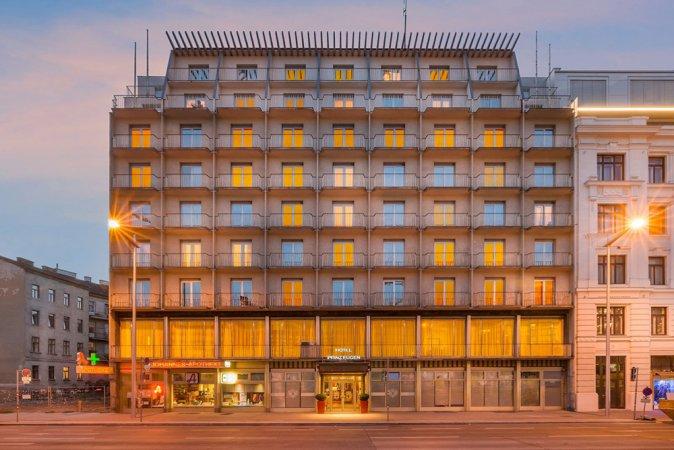3 Tage zu zweit in die Donaumetropole Wien ins 4* Novum Hotel Prinz Eugen Wien - Winter Special