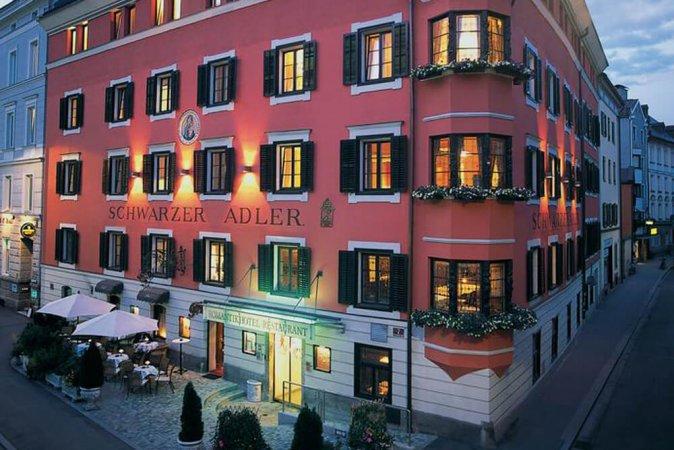 Österreichurlaub zu zweit im Boutique Hotel Schwarzer Adler im Zentrum von Innsbruck