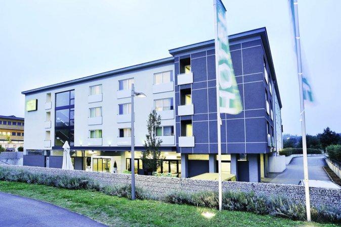 Kurzurlaub zu zweit im Harry's Home Hotel Linz in Oberösterreich an der Donau