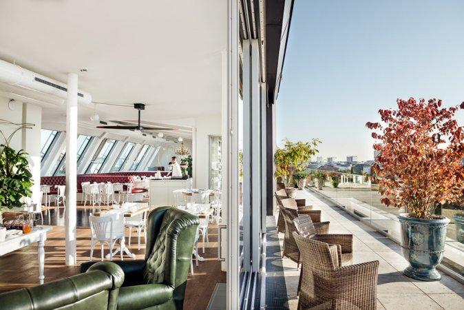 Luxus zu zweit im 5* Grand Ferdinand Hotel Wien der Stadt der Musik erleben