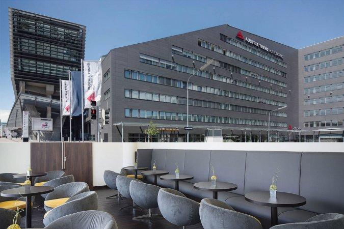 Kurzurlaub für zwei im 4* Austria Trend Hotel Doppio in Wien der Stadt der Musik