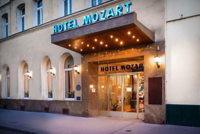 3 Tage zu zweit im *** Mozart Hotel in Wien der Stadt der Musik erleben