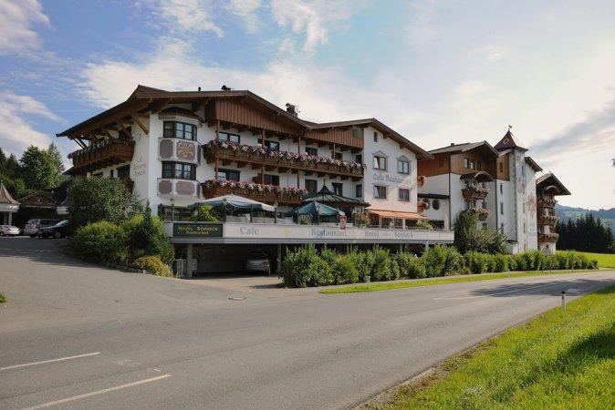 In den Bergen relaxen im 4* Hotel Sonneck in Kössen - Tirol
