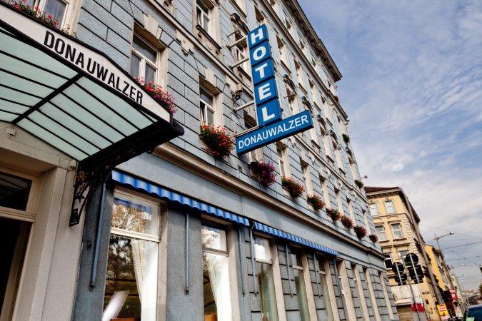 4 Tage zu zweit im Boutique Hotel Donauwalzer Wien erleben und Genießen
