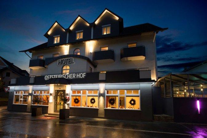 Österreichurlaub im 4* Hotel Maiers Oststeirischer Hof in Söchau in der Steiermark