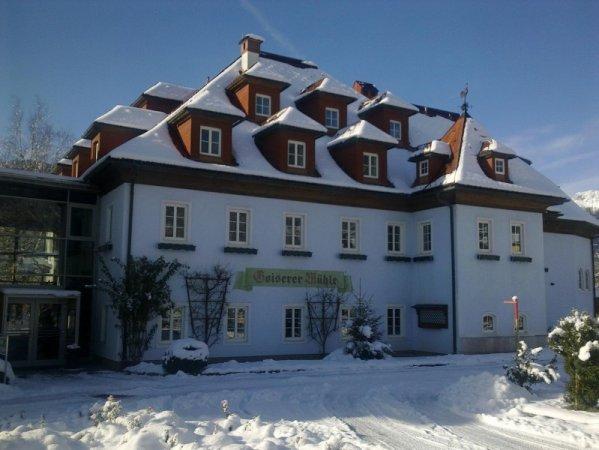 3 Tage in Oberösterreich Wohlfühlhotel Goiserer Mühle ****