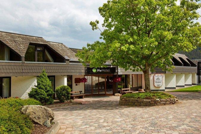 Erholungsurlaub im 3*S H+ Hotel Willingen im Hochsauerland erleben