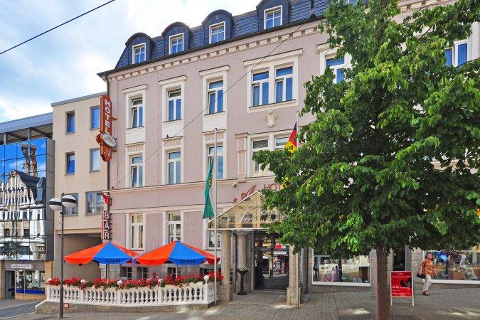 Erholungsurlaub im 4* Hotel Alexandra in Plauen im schönen Vogtland