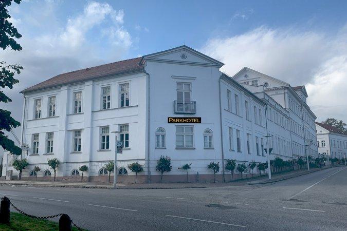 Ostseeurlaub auf Rügen für zwei im Parkhotel Putbus Superior