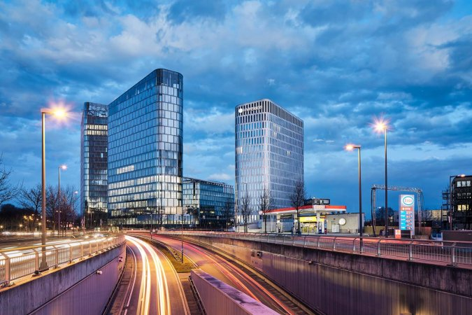 3 Tage Urlaub zu zweit im HYPERION Hotel München in den Bavaria Sky Towers