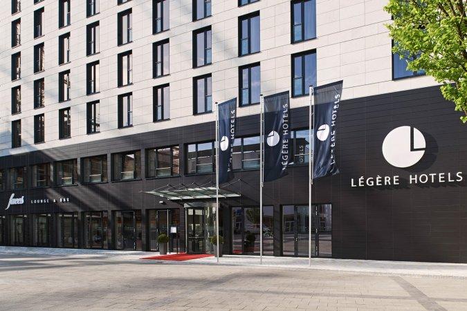 4 Tage Erholungsurlaub im 4* Legere Hotel Bielefeld & Tageskarten für die Therme H2O Herford