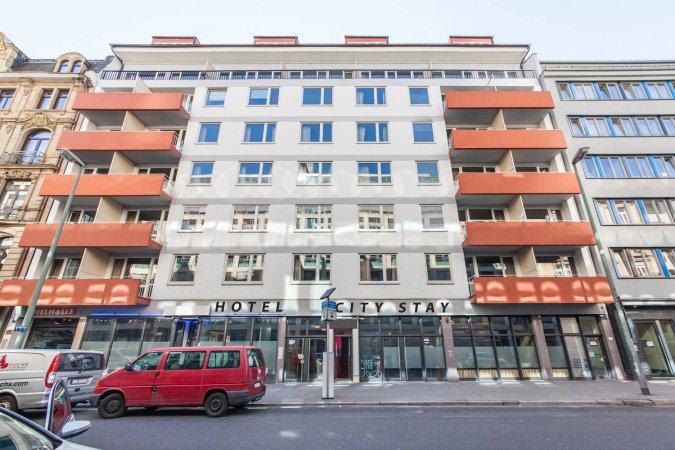 3 Tage Kurzurlaub zu zweit in Frankfurt  Novum City Stay Frankfurt - Winter Special