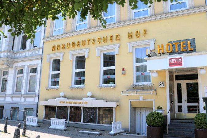 3 Tage Hamburg für 2 Pers. im 3* Novum Hotel Norddeutscher Hof Hamburg - Winter Special
