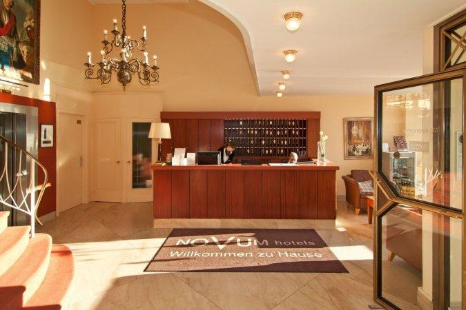 3 Tage zu zweit Hamburg entdecken im 3* Novum Hotel Kronprinz - Winter Special
