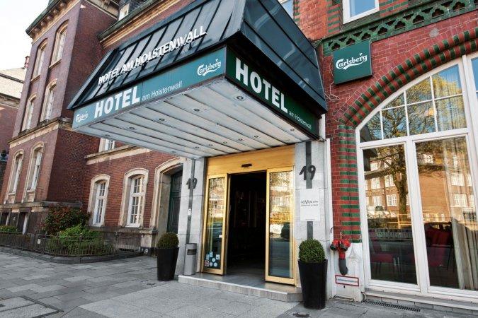 3 Tage Hamburg für 2 Pers. im 3* Novum Hotel Holstenwall Hamburg - Winter Special