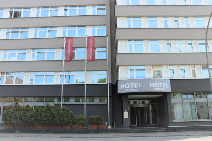 3 Tage Hamburg für 2 Pers. im 4* Novum Hotel Belmondo Hamburg - Winter Special