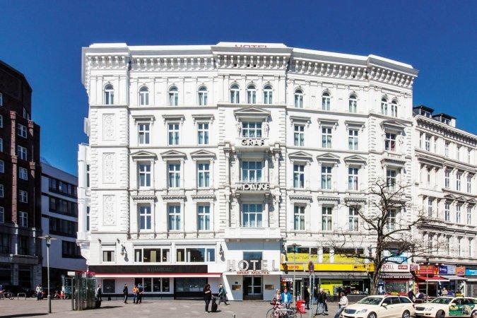 3 Tage Hamburg für 2 Pers. im 3* Novum Hotel Graf Moltke Hamburg - Winter Special