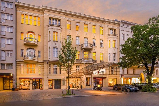 3 Tage zu zweit in die deutsche Hauptstadt in das Novum Hotel Gates Berlin - Winter Special