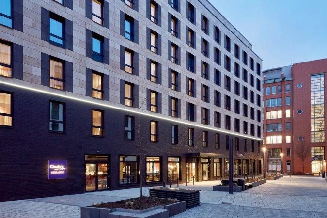 Städtereise für zwei ins neue Legere Express Hotel Leipzig inkl. Eintrittskarten für den Zoo Leipzig