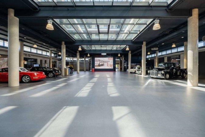 4 Tage Kurzurlaub zu zweit in Köln im V8 Hotel Köln mit Direktanschluss zur Köln Motorworld