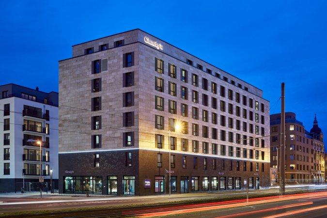 Städtereise für zwei ins Legere Express Hotel Leipzig