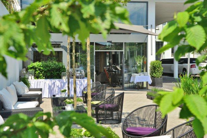 3 Tage Luxus Kurzurlaub für zwei im 4*S Parkhotel Oberhausen