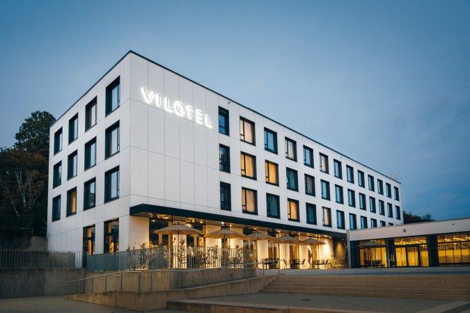 Erholungsurlaub zu zweit in Oberkochen bei Aalen im Hotel Vilotel