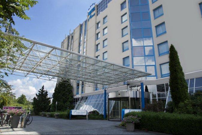 3 Tage Kurzurlaub mit Halbpension für zwei im 4* Atlanta Hotel International Leipzig