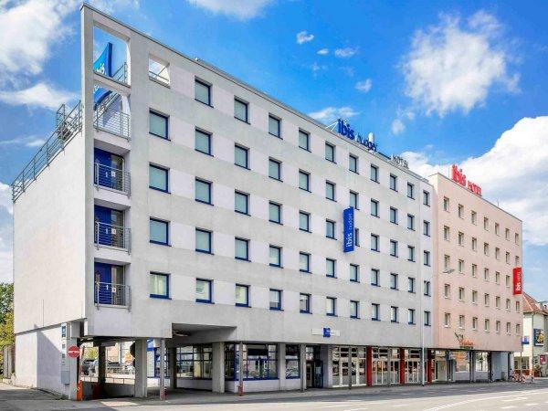 Städtereise für zwei im Hotel ibis Darmstadt City erleben