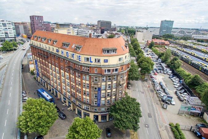 Städtereise Kurzurlaub zu zweit in Hamburg im a&o Hamburg Hauptbahnhof