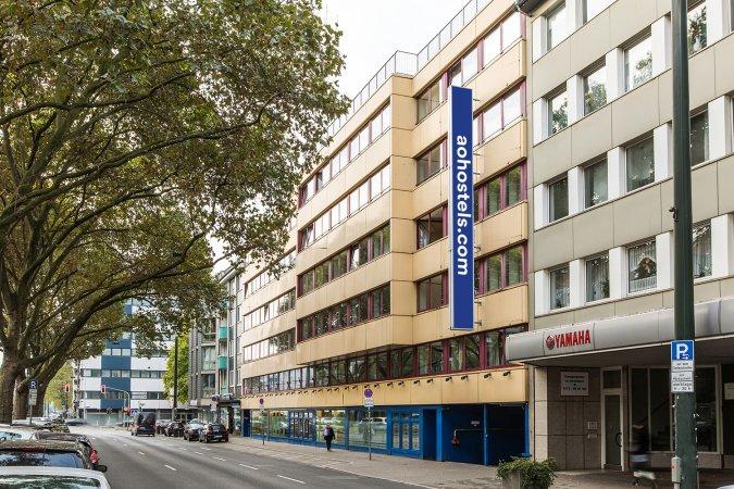 City Kurzurlaub zu zweit in Düsseldorf im a&o Düsseldorf Hauptbahnhof