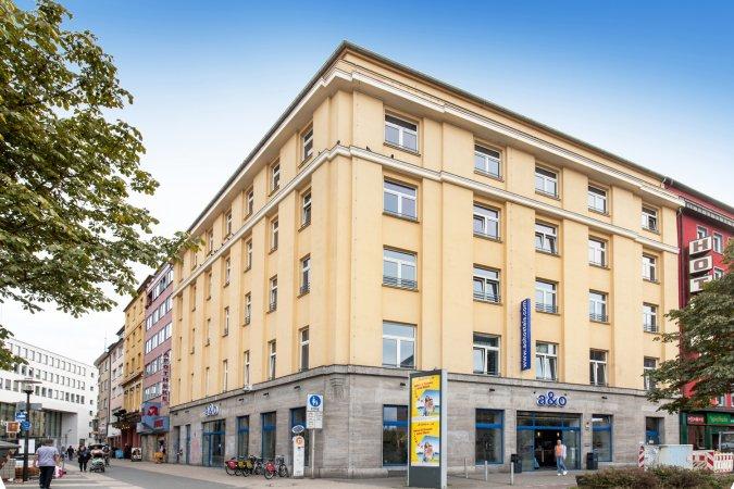 Kurzurlaub zu zweit in Dortmund im a&o Dortmund Hauptbahnhof