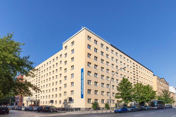 Hauptstadt Kurzurlaub zu zweit in Berlin im a&o Berlin Mitte