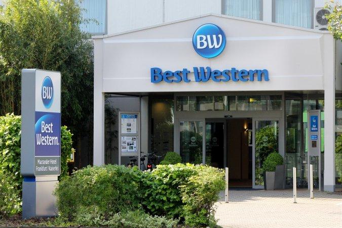 Städtereise nach Frankfurt am Main 4* Best Western Macrander Hotel