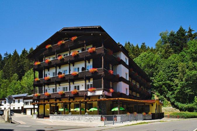 4 Tage zu zweit das Heilbad Bad Kötzting erleben im Hotel am Steinbachtal