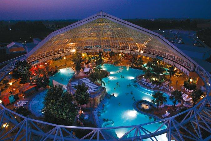 4 Tage für 2 im 3* Hotel ibis München Messe & 2 Tageskarten für die Therme Erding