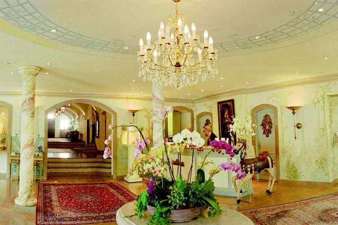 Luxusurlaub im 5* Hotel Residenz Heinz Winkler in Aschau - Chiemgau genießen