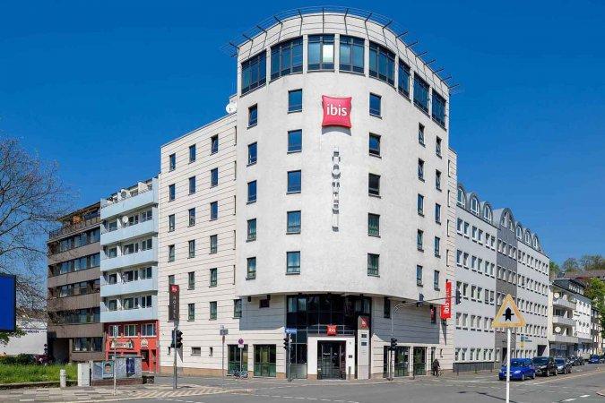 Kurzurlaub für zwei im Hotel ibis Wuppertal City erleben