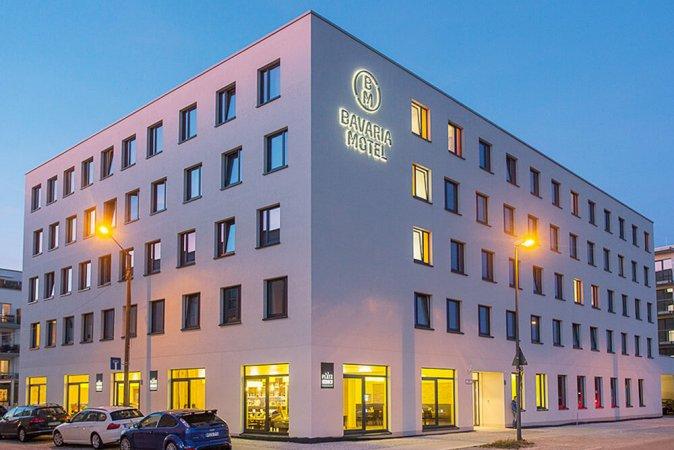 Städteurlaub für zwei im BM Bavaria Motel in München - der Weltstadt mit Herz erleben