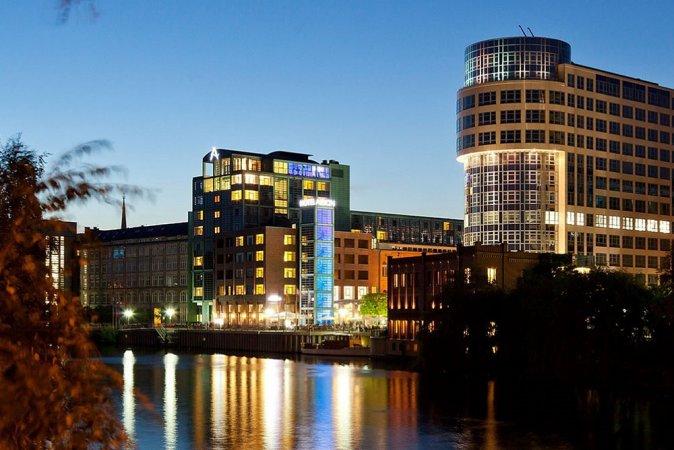 3 Tage Erholung für zwei im 4* Hotel Abion Villa Suites in Berlin - der Stadt an der Spree