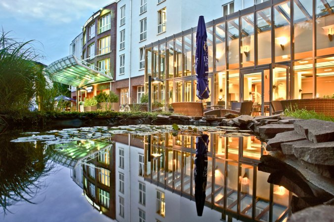 3 Tage im **** Courtyard by Marriott Dresden erleben & genießen